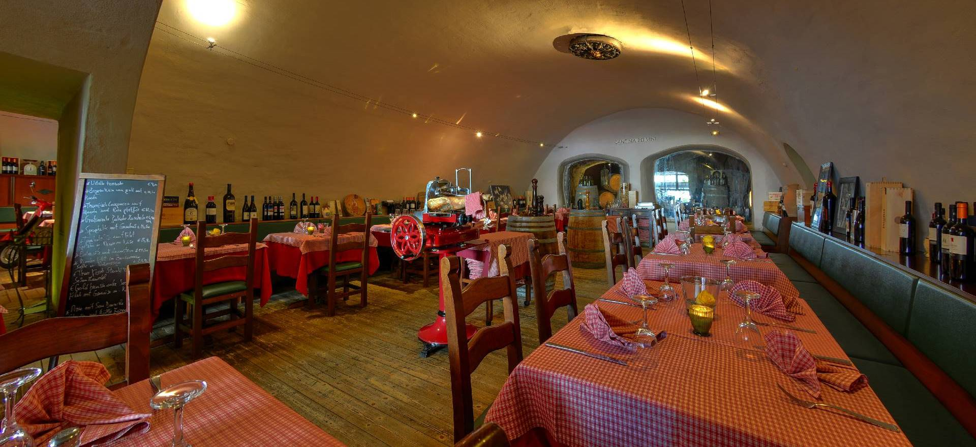 Taverna Italiana • Cucina con Pizzeria • Wasserburg a. Inn ...